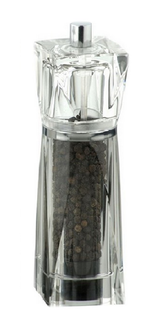 Pepper mill DMD Krypton 14,5 cm (filled)