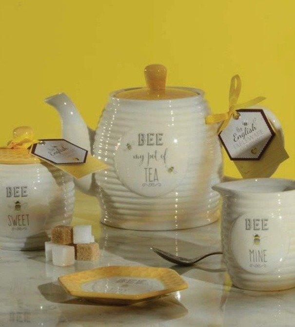 Cukiernica ceramiczna Bee Sweet DMD