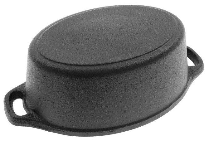 Brytfanna żeliwna Sapir 5l czarna