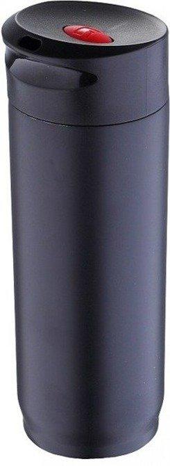 Kubek termiczny BERGNER 380ml czarny