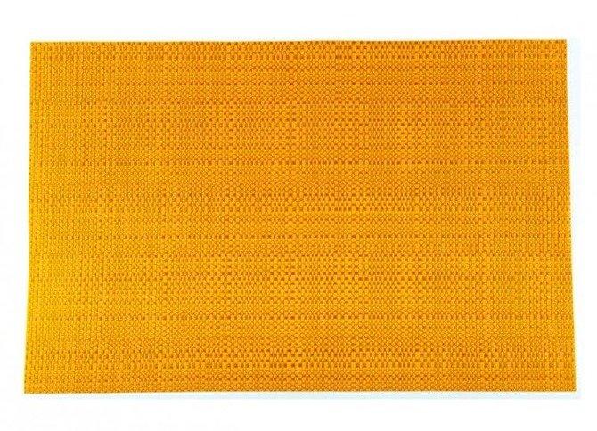 Duża mata kuchenna Granchio 36 x 48 cm pomarańczowa