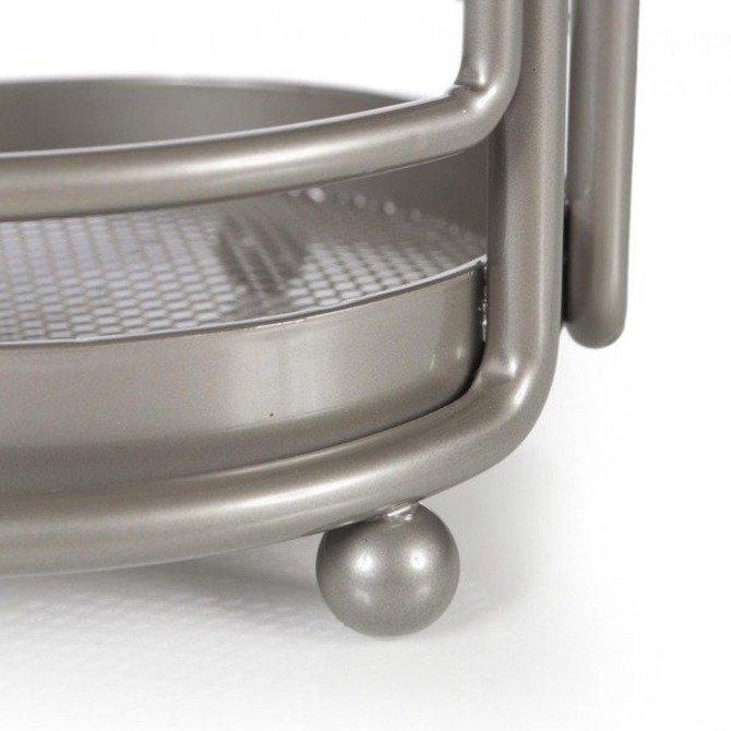 Stojak kuchennny DMD stalowy Fusion na przybory - ociekacz
